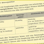 Schwedische Phonetik innen