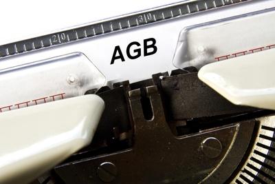 Bild einer Schreibmaschine