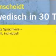 Schwedisch lernen in 30 Tagen