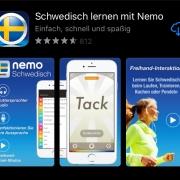 Screenshot Nemo Schwedisch