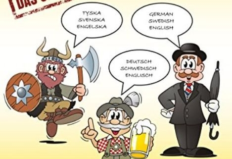 Cover Grundwortschatz Deutsch Schwedisch Englisch