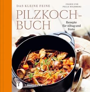 Cover Pilzkochbuch
