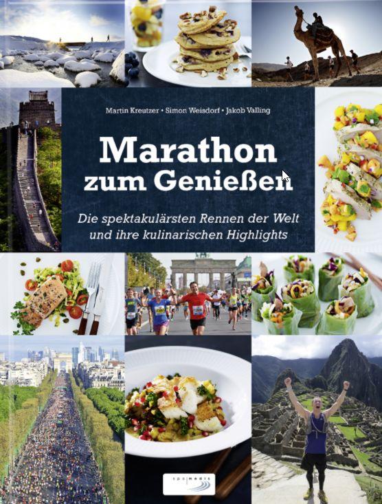 Cover Marathon-Kochbuch