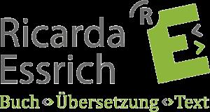 Ricarda Essrich - Buch. Übersetzung. Text