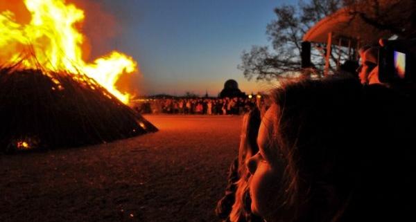 Feuer Valborg Skansken