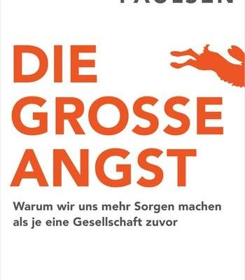 Cover Roland Paulsen: Die große Angst
